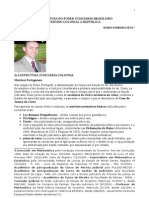 Apostila - Estrutura do Judiciário - Brasil Colonia a República