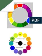 Colores Primarios, Secundarios y Complementarios