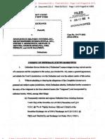 SECvSpongetechetalDoc232_1_filed12Jun12