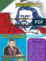 Jesucristo Revolucionario-Alfa y Omega