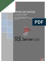 Tipos de Datos en SQL Server 2008