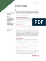 2-Oracle JDeveloper Data Sheet