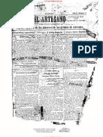 El_Artesano_1885-1886 - Diario Paraguayo - PortalGuarani