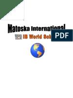Matoska Logo