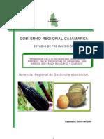 Perfil Proyecto Biodiversidad Viable