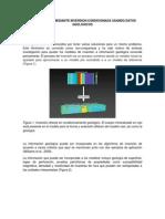 Modelamiento Mediante Inversion Condicionada Usando Datos Geologicos