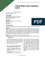 Vol 4 No 3 Paper 2 Afr J of Comp and ICT - Shoewu Et Al