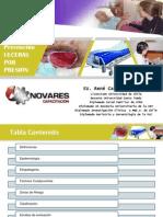 Prevención en Ulceras por decubito RCF 2011