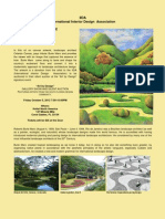 IIDA Art Exhibition and Silent Auction-Artwork by Landscape Architect OrlandoComas