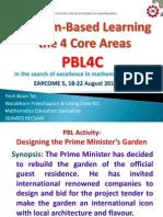 PBL4C Presentation EARCOME5