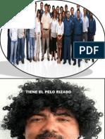 LA DESCRIPCIÓN FÍSICA
