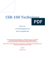 CSR100 E-Book 2012