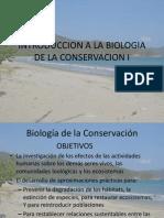 Introduccion a La Biologia de La Conservacion i (1)