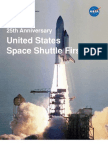 Space Shuttle Firsts