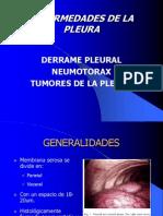 Enfermedades de La Pleura