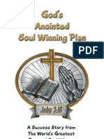God's Anointed Soul Winning Plan-Read Order