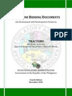 PBD TractorsB