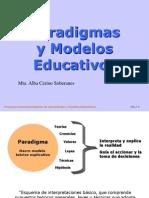 Paradigmas y Modelos Educativosalba