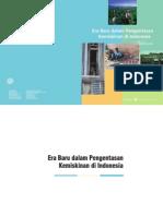 Era Baru Dalam Pengentasan Kemiskinan Ikhtisar di Indonesia. Ikhtisar