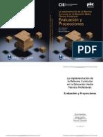 La Implementacion Reforma Curricular Educacion Media Tecnico Profesional 2
