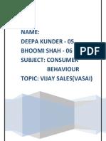 Vijay Sales Final