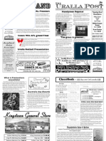 The Uralla Post Issue03 Wk40 2012