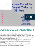 export - carpet industry