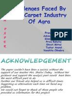 export - carpet industry