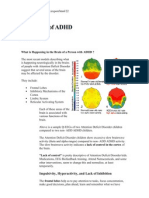 Neurology of ADHD