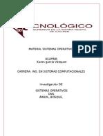 DNS, Arbol, Bosque