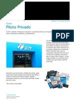 iFly Curso Piloto Privado