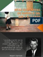Metas Educativas de Amrica Del Sur y El..(1)