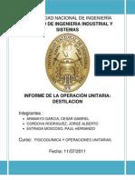 Destilacion Tipos Ventajas y Desventajas.
