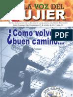 Web La Voz Del Ujier -No 83 Octubre