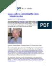 Correcting Gross Info on Smart Meters