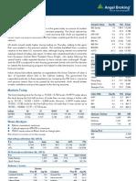 Market Outlook 051012