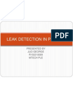 Leak Detection in Pipeline-jijo