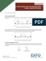 Dispersion Por Modo Polarizacion-Esp