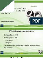 5-Primeiros Passos Java