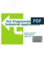 PLC Programming for Industrial Applications