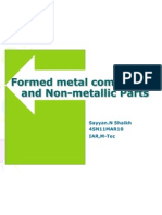 Forming and Non Metal Components