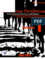Memorias Periféricas vol.1