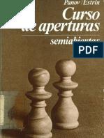 64 - Curso de Aperturas Semiabiertas - Panov & Estrin