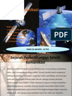 Satelit Komunikasi ppt