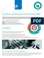 inMedical Clinical Data Sheet