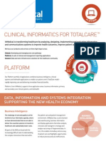 inMedical Platform Data Sheet