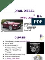 Motorul Diesel