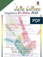 Festa delle Culture 2012 - Manifesto e programma