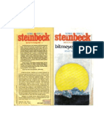 John Steinbeck - Bitmeyen Kavga