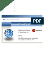 Personal Branding Mit Social Media 20120911_1